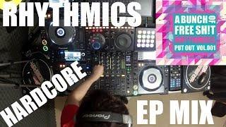 DJ Cotts - Rhythmics EP Showcase Mix! (Hardcore)