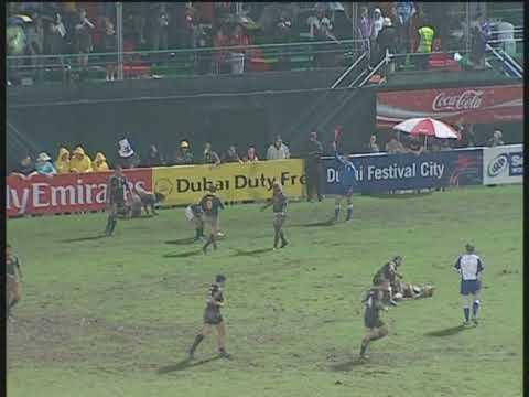 IRB Sevens Classic Finals: South Africa v New Zealand, Dubai 2006