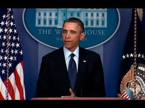 President Obama Makes a Statement on the Sequester