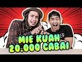 Mie kuah 20.000 Cabai #CekOmbak