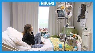 Feest voor 35 jaar kindertelevisie in ziekenhuizen