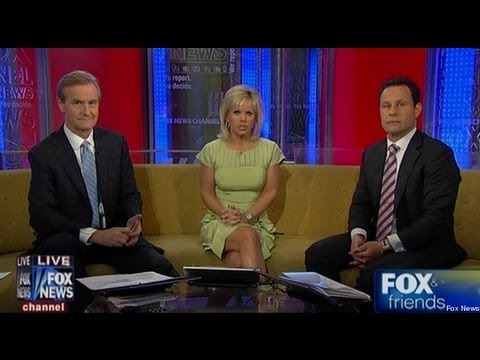Fox & Friends Lose Minds Over Basic Math
