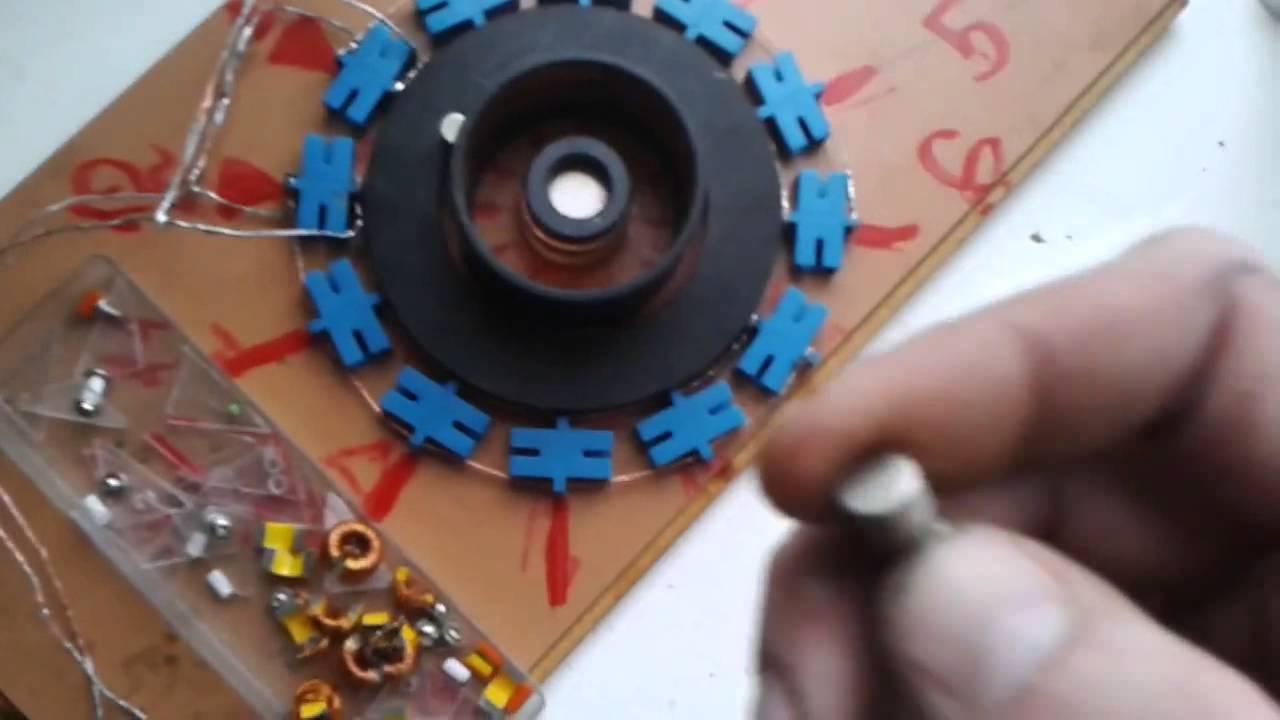 магнитный генератор серла