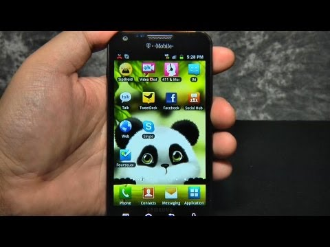 The Tech Jesuit reviews The Samsung Galaxy S2 (T989)