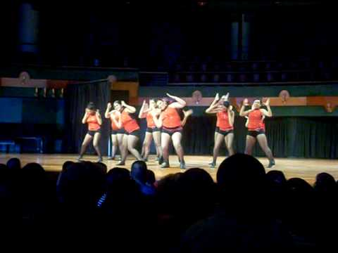 Moody High School Dance Recital 2010 - When I Grow Up (5th Period)