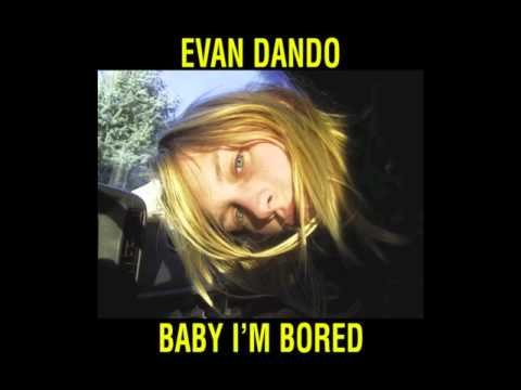 Evan Dando - Why Do You Do This To Yourself