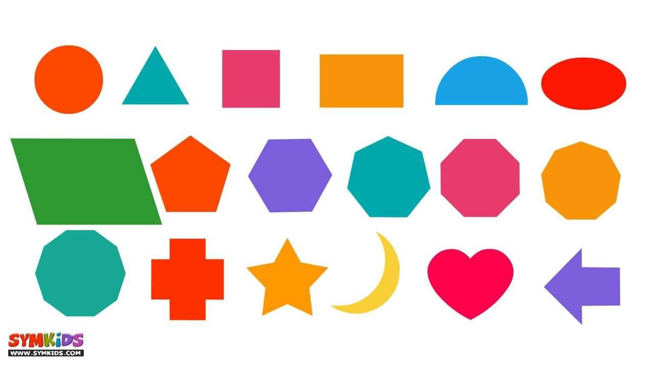 Learn about polygons quadrilaterals and parallelogram for kids