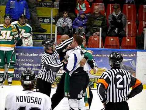 Combats Riviere-du-Loup vs St-Georges (7/01/2011)