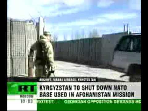 Kyrgyzstan to shut down US base