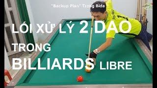 """[bida8.vn] Nguyễn Thành Trung - """"Backup Plan"""" Trong Bida"""
