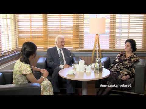 Suvestuudio - Eksklusiivintervjuu president Arnold Rüütel ja proua Ingrid Rüütel