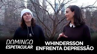 Whindersson Nunes enfrenta depressão e pede socorro nas redes sociais