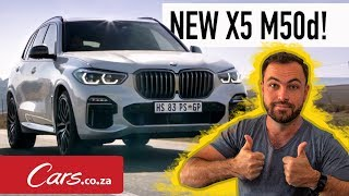 New BMW X5 M50d Review - Quad-turbo Monster?