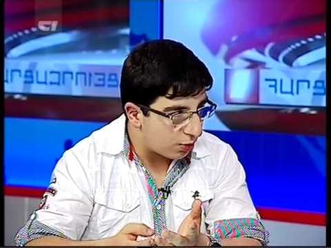 Harcazruyc 14 05 2012 Narek Kazazyan