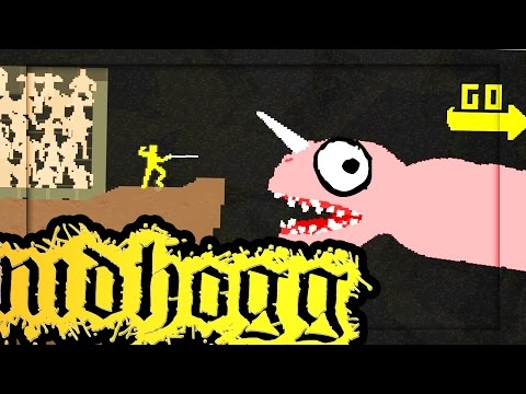 What The F*** Is That Worm - Nidhog (stick Figure Warfare)