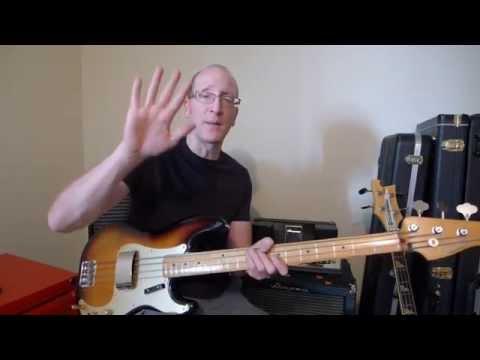 Classic 57 P Bass/Ampeg Heritage B-15 Tones: Garth Fielding