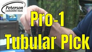 (25) Review: Peterson Pro-1 Tubular Lock Pick