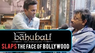 Bahubali 2 Slaps the Face of Bollywood says Ram Gopal Varma!