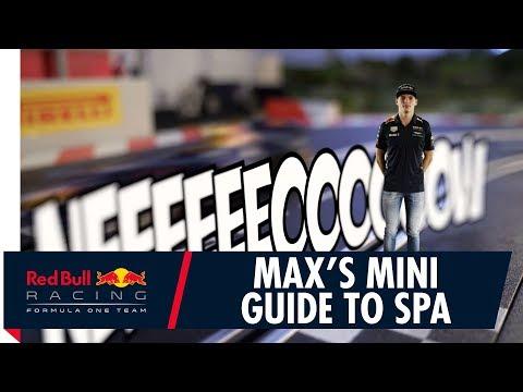 Max's Mini Guide to Spa