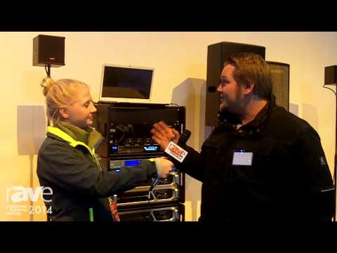 ISE 2014: Katie Talks with Andy of B&K Braun