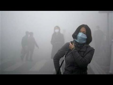 China Opens First Smog Clinic