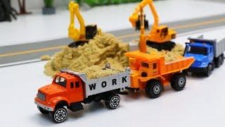 Assemble Parking Garage Services | Construction vehicle toys