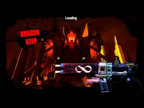 Borderlands 2 Soundtrack - Tina DLC - Dragon's Keep / Final Boss (Handsome Sorcerer) Theme Song