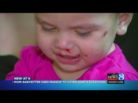 Mom claims friend abused daughter, 1