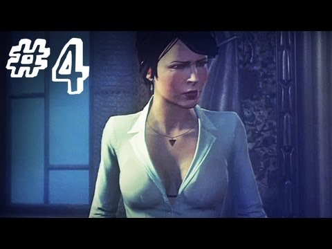 Hitman Absolution Gameplay Walkthrough Part 4 - Die Hard - Mission 3