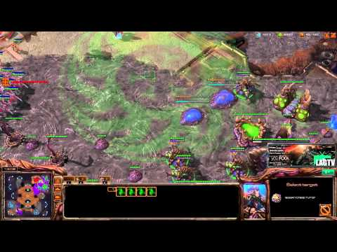 NovaWar Says Game 23 [FireToBlaze] -- Starcraft 2 [LAGTV]