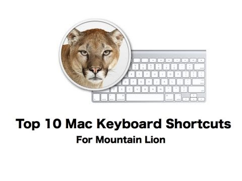 Top 20 Mac Keyboard Shortcuts- Keyboard Shortcuts for Mac Users