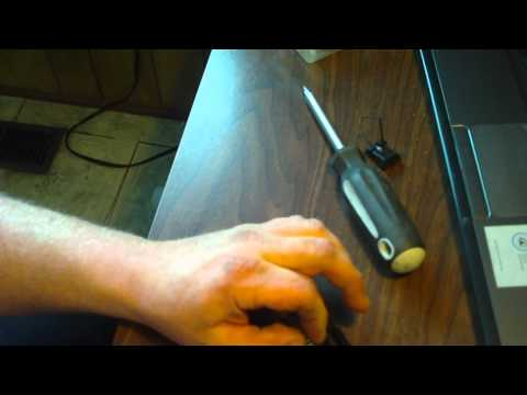 crosman 2240 and 2289 power adjuster and hammer mod.MOV