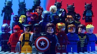 Lego Avengers - EXTRACTION (PART 2/2)