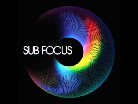 Sub Focus - Stomp (High Quality)