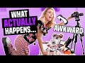 What REALLY Happens When YouTubers FILM VIDEOS [Parody]