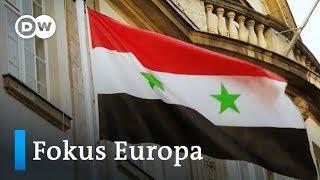 Deutschland: Jagd auf Assads Folterer | Fokus Europa