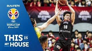 Japan v Australia - Highlights - FIBA Basketball World Cup 2019 - Asian Qualifiers
