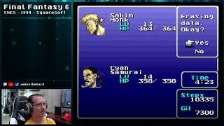 Final Fantasy 6: Terra's Got All Esper'd Up an' Run Off! (Part 4)
