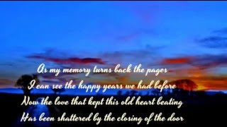 ENGELBERT HUMPERDINCK - THERE GOES MY EVERYTHING