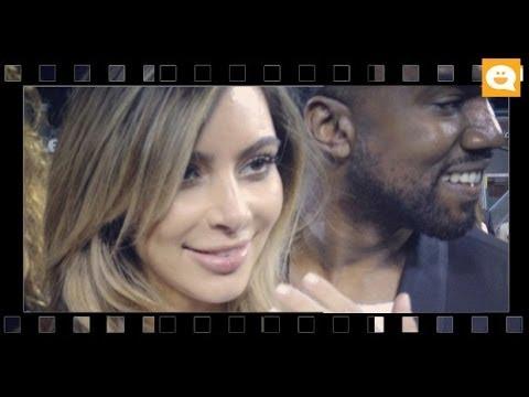 Así fue la propuesta de matrimonio de Kanye West a Kim Kardashian