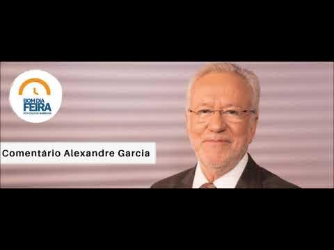 Comentário de Alexandre Garcia para o Bom Dia Feira - 10 de julho