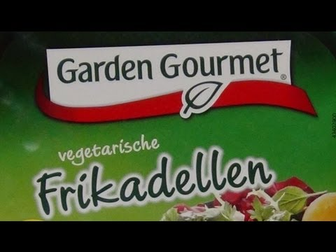 Vegetarische Frikadellen [Garden Gourmet]