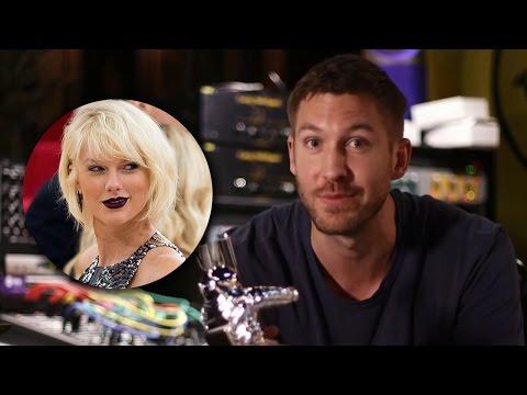 Calvin Harris Shades Taylor Swift In MTV VMA 2016 Acceptance Speech