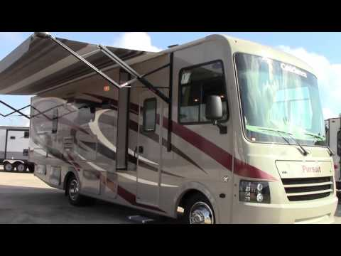 New 2016 Coachmen Pursuit 27KB Class A Gas Motorhome RV - Holiday World of Houston & Las Cruces
