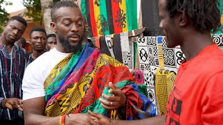 Kofi visits his parents' hometown: Kofi Kingston's Ghana Homecoming