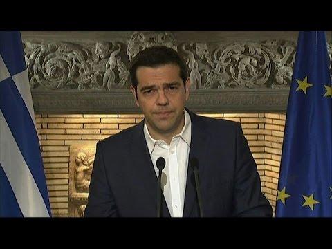 Eurogroup head is 'sad' Greece has closed door to further talks