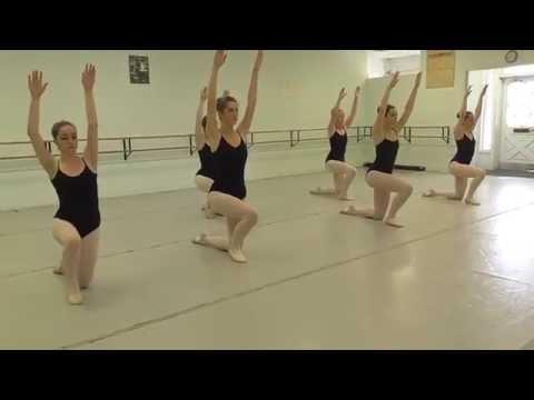 Slavin Nadal School of Ballet: Austin. TX.