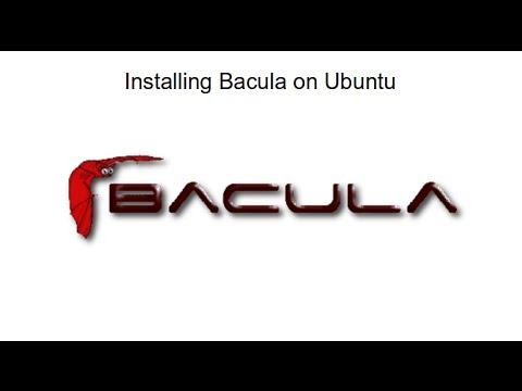 Bacula, webacula, linux, разное