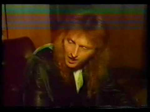 Big Country Interview, Moscow 1988