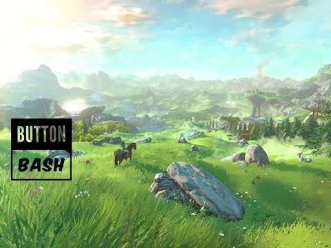Button Bash - Shigeru Miyamoto Talks Zelda U